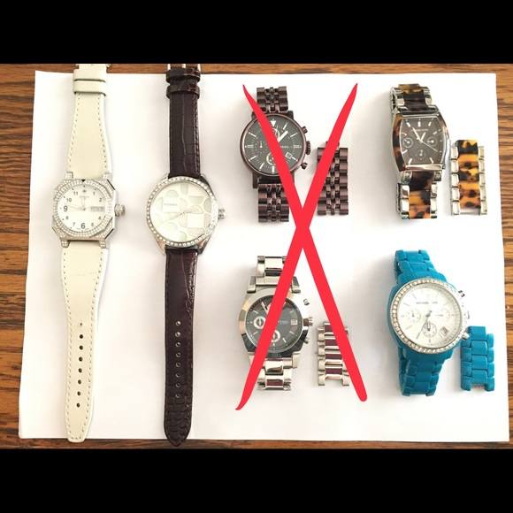 Name Brand Watches 4 Total
